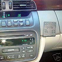 PanaVise In Dash Mount for Cadillac DeVille 00-05, 75109-501