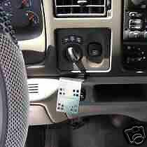 PanaVise In Dash Mount for Ford SD Pickup 98-05, Excursion 00-05, 751072398
