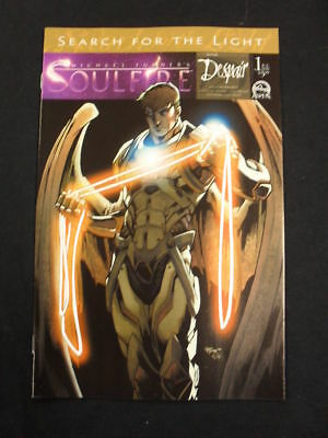 Michael Turner's Soulfire Despair #1 Cvr A (Aspen Comics)