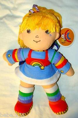 New With Tags ~~ Rainbow Brite  Doll ~~ Backpack  16""