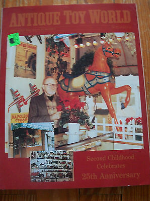 1994 Antique Toy World Magazine Indiana Toy Soldier Show; Dive Bomber