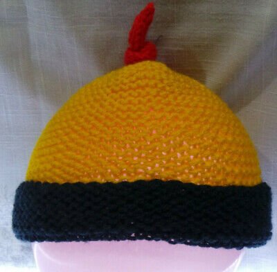 Gumnut Beanie Newborn to 3 months - Adelaide Crows