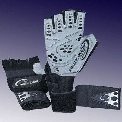 Best Body Handschuhe Top Grip / Sporthandschuhe Trainingshandsche Fitness