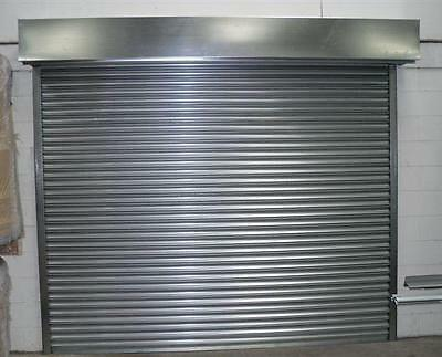 ELECTRIC high security ROLLER SHUTTER / GARAGE DOORS - many sizes available!