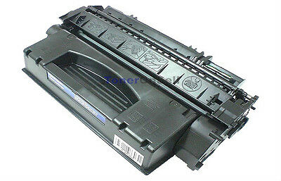 1 Pack HP Q7553X High Yield Black Laser Toner Cartridge for HP LaserJet P2015dn