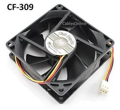 35 CFM 80mm D08T-12PHR 12PH 0.13A 5 pcs  NIDEC Beta SL Server Cooling Fan 12V