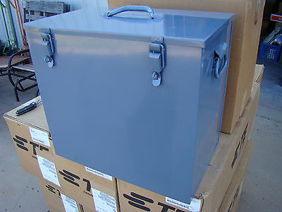 8000445 Metal Carry Case for Power End Plate Cutter NEW/OUT OF BOX
