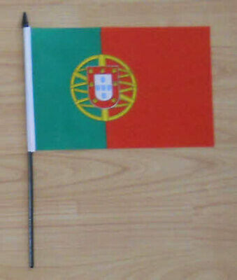 Portugal Country Hand Flag - medium