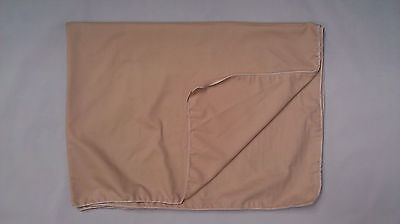 Tan Cotton Fender Cover  40X54- Made In The Usa