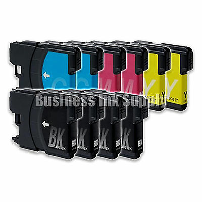 32 PK New LC61 Ink Cartridge for Brother Printer MFC-490CW MFC-J415W MFC-J615W