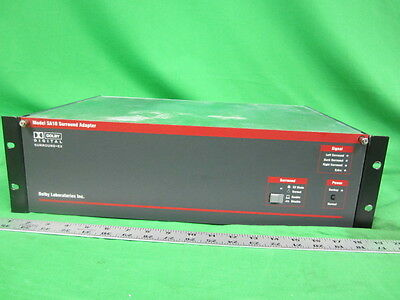 DOLBY Labs Model SA10 Surround Sound Adapter USED