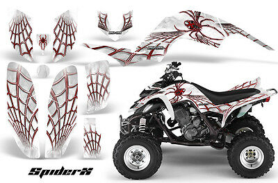 Yamaha Raptor 660 Graphics Kit Creatorx Decals Stickers Sxrw