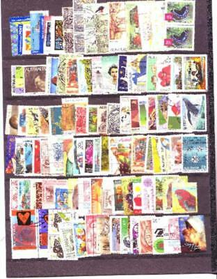"Bulk1,000  Aussie Stamps  Off Paper - Free Post In Oz Now $14.50 ""~$4 Off~"""