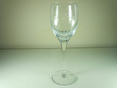 FOSTORIA COUNTESS WATER  GLASS CRYSTAL