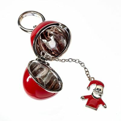 Molly Brown Sterling Silver Santa Father Christmas Girls Necklace Bracelet Charm