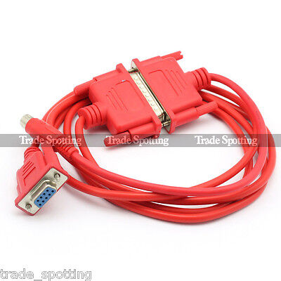 SC-09 SC09-RS232-FX Mitsubishi Programming PLC Cable Adapter for MELSEC US Stock