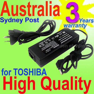 Laptop Charger AC Adapter for Toshiba Satellite L750 L750D L850D 19V 4.74A 90W