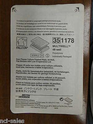 23 X Becton Dickinson 351178-Par Multiwell Non-Tissue Culture Treated Plate