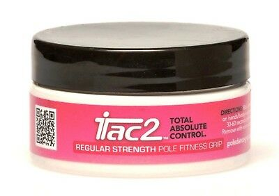 iTac2 Pole Dance Hand Grip Level 2 Regular Strength Solution 45gm