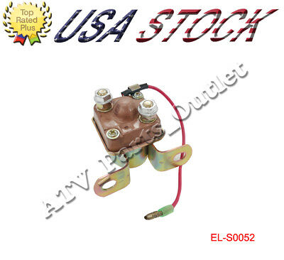STARTER RELAY SOLENOID POLARIS TRAIL BLAZER 250 1999 2000 2001 2002 ATV QUAD NEW