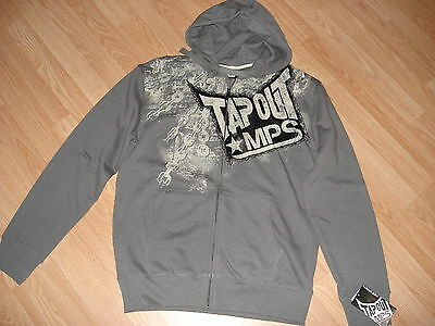 TAPOUT MPS UFC MENS HOODIE $60 SIZE LARGE NWT
