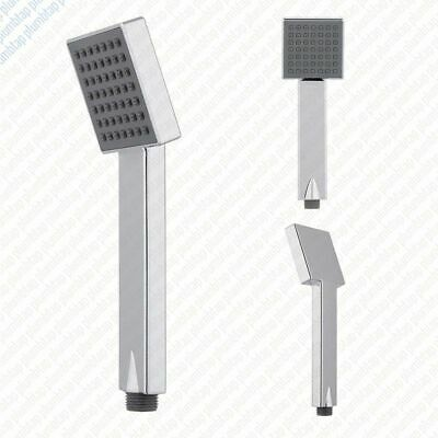 Shower Head Handset Chrome Single Function *Replaces Mira Grohe Triton Aqualisa*