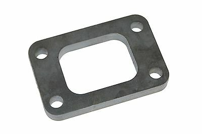 T28 Garrett Turbo Inlet Flange 4 Bolt - 12mm Mild Steel
