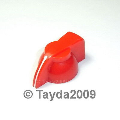 2 x Chicken Head Red Knob - High Quality - FREE SHIPPING
