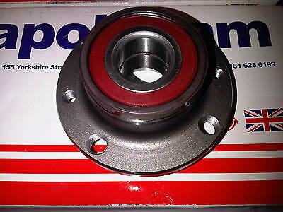 Fiat Punto Mk1 Mk2 1.2 1.4 1.6 1.7 New Rear Wheel Bearing Hub +Abs Models 96-05