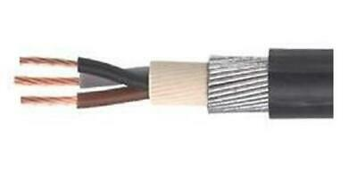 All sizes Types Lengths Armoured SWA Cable 3 Core 1.5mm 2.5mm 4mm 6mm 10mm
