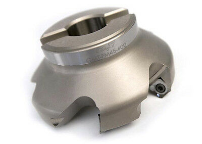"""NEW Glacern 45° - 4"""" Indexable Face Mill / Shell Mill (CNC Facemill)"""