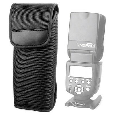 Portable Flash Bag Case Pouch Cover F Nikon SB800 SB900 G099
