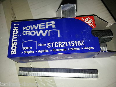 Bostitch B8 Staples.STCR2115 6mm and 10mm. STCR211506Z, STCR211510Z