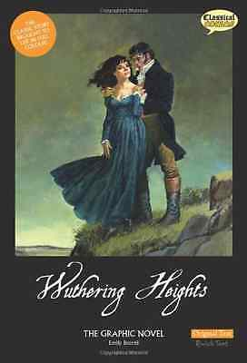 Wuthering Heights: The Graphic Novel. Emily Bront - Paperback NEW Bront, Emily 2