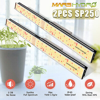 Mars Hydro Reflector 960W LED Grow Light Kits for Indoor Planting Seed Veg Bloom