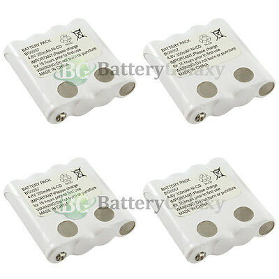 4 Radio Rechargeable Battery for Uniden BP40 BP38 380-2 680 885 GMRS 600+SOLD