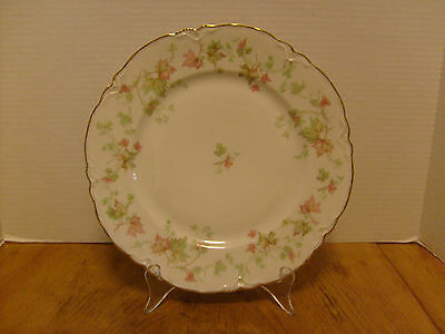 """Hutschenreuther Selb Bavaria PASCO The Maple Leaf  Dinner plate 9 7/8""""   RB-4b"""