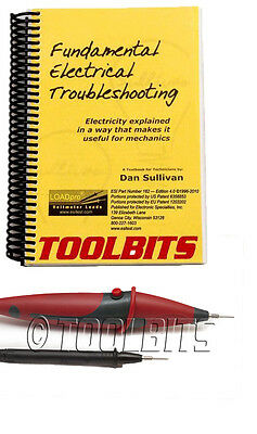 Loadpro Dynamic Test leads & Fundamental Electrical Troubleshooting. ES180 ES182