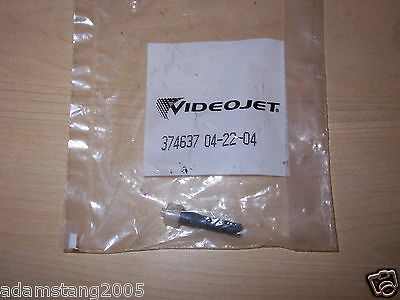 """New Videojet 374637 Quick Disconnect Tube Fitting 1/16"""" Id"""
