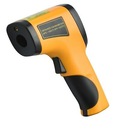 Infrared Laser Thermometer  Temp Indicator Automotive Diagnostic Tool