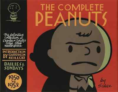 The Complete Peanuts 1950-1952 (Peanuts): 1 - Hardcover NEW Schulz, Charles 2007