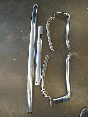 1963 1964 CADILLAC CONVERTIBLE WINDSHIELD STAINLESS ASSORTMENT $450 FREE SHIPPIN
