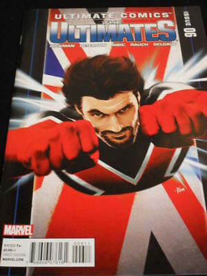 Ultimate Comics: The Ultimates #6 Hickman (Marvel Comics) Back In!