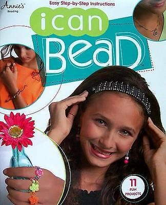 I Can Bead!   For Young People  Easy Step-By-Step Instructions