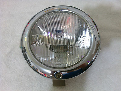 1949 Ford grill accessory light