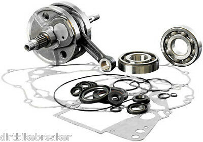 Honda CRF 450 R (2007-2008) Complete Crank Crankshaft & Bottom End Kit - NEW