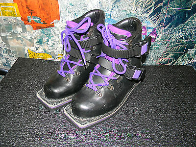 WOMENTS ALICO BOOTS 6 Touring BOOTS 6 Telemark Ski BootS 6 X COUNTRY SKI BOOTS 6