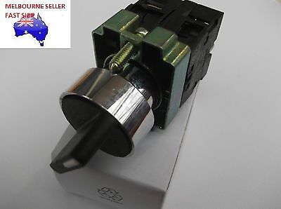 2 Position On/off  Selector Switch