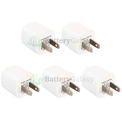 5 USB Rapid Battery Wall Charger for Apple iPhone 5 5G 5S 6 6S 7 7S 2,000+SOLD