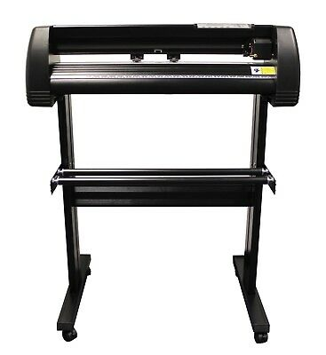 MH721 VINYL PLOTTER CUTTER, FAST DELIVERY OPTICAL EYE WITH STAND 28'' + Software
